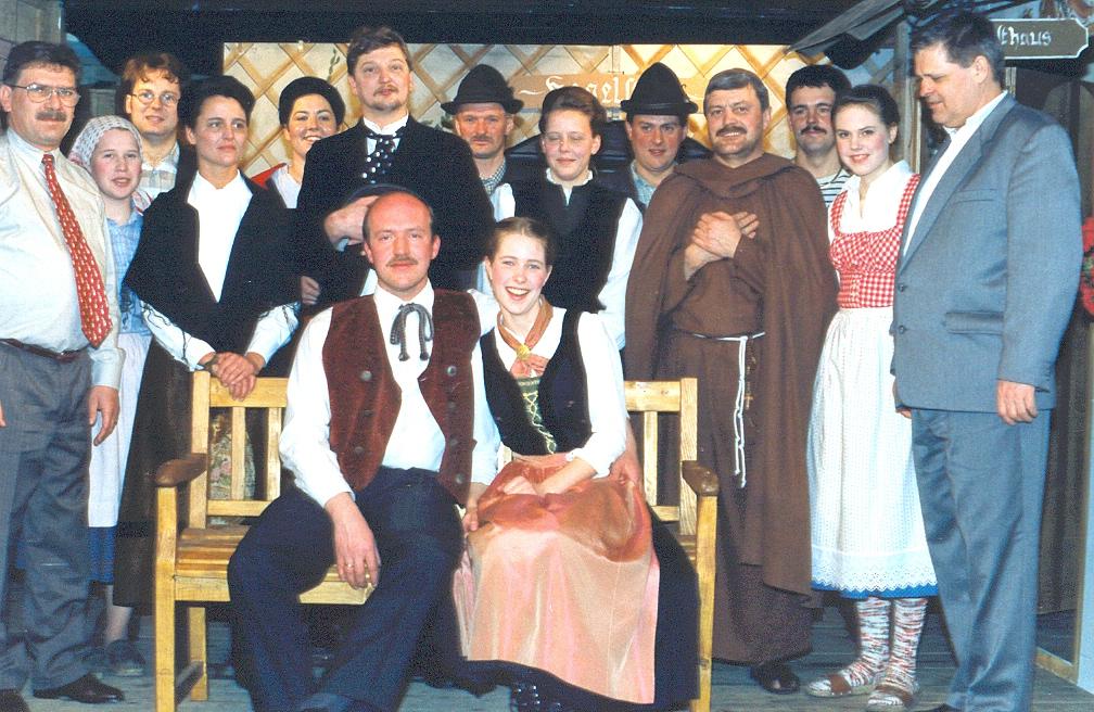 Bruder Martin - Stück 1996 - St.Pantaleon