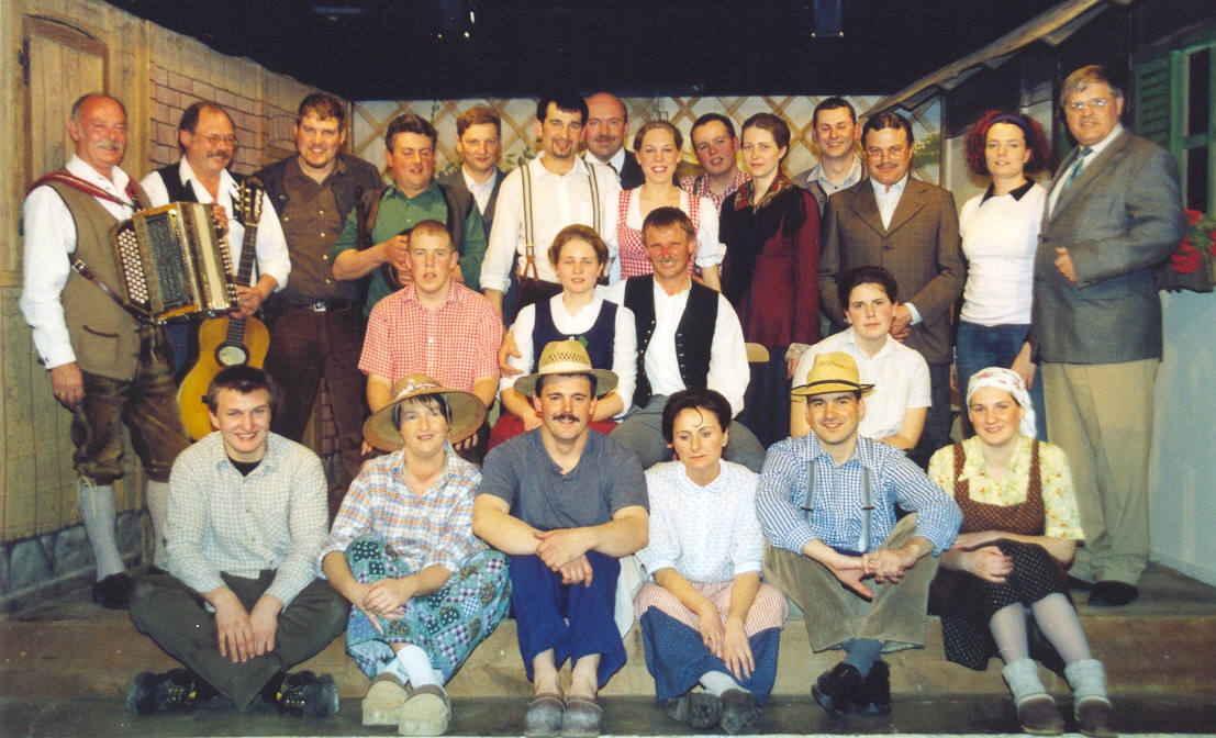 Dem Ahnl sei Geist - Stück 2004 - St.Pantaleon