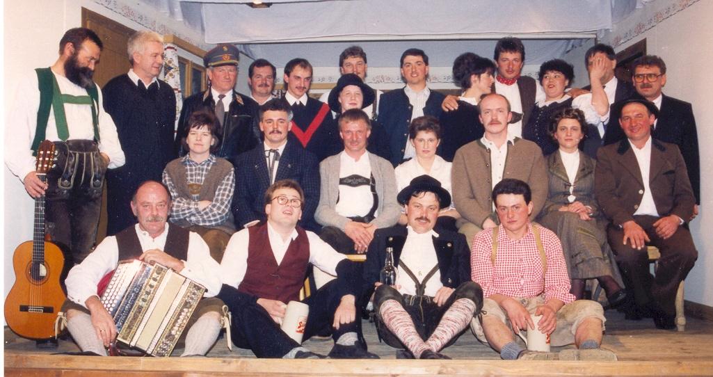 Der Dirndljäger - Stück 1993 - St.Pantaleon