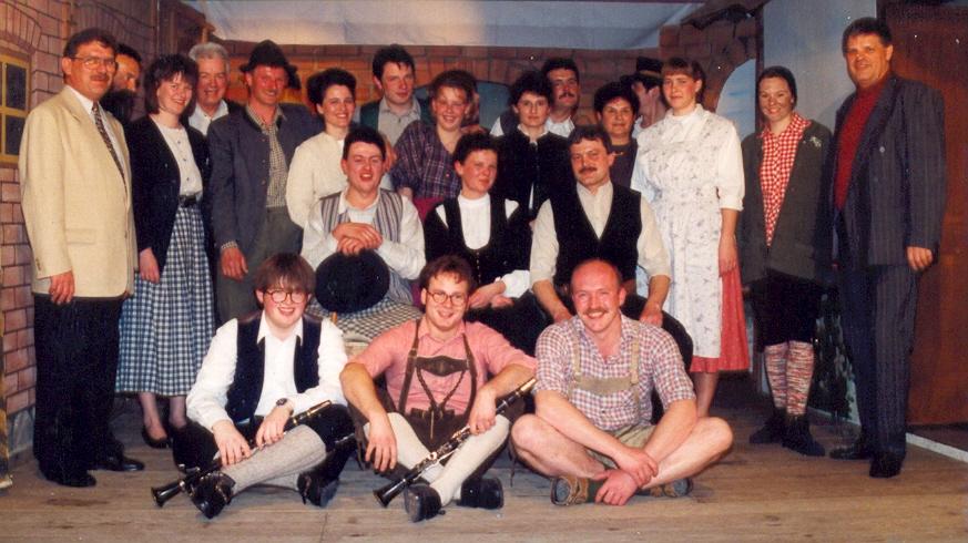 Der Dorfbader - Stück 1995 - St.Pantaleon