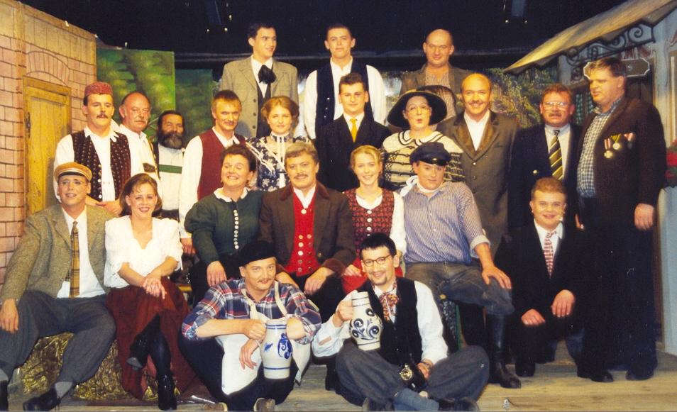 Der fröhliche Weinberg - Stück 1998 - St.Pantaleon