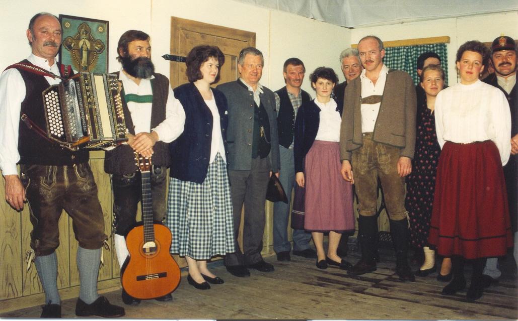 Der Gmoalump - Stück 1994 - St.Pantaleon