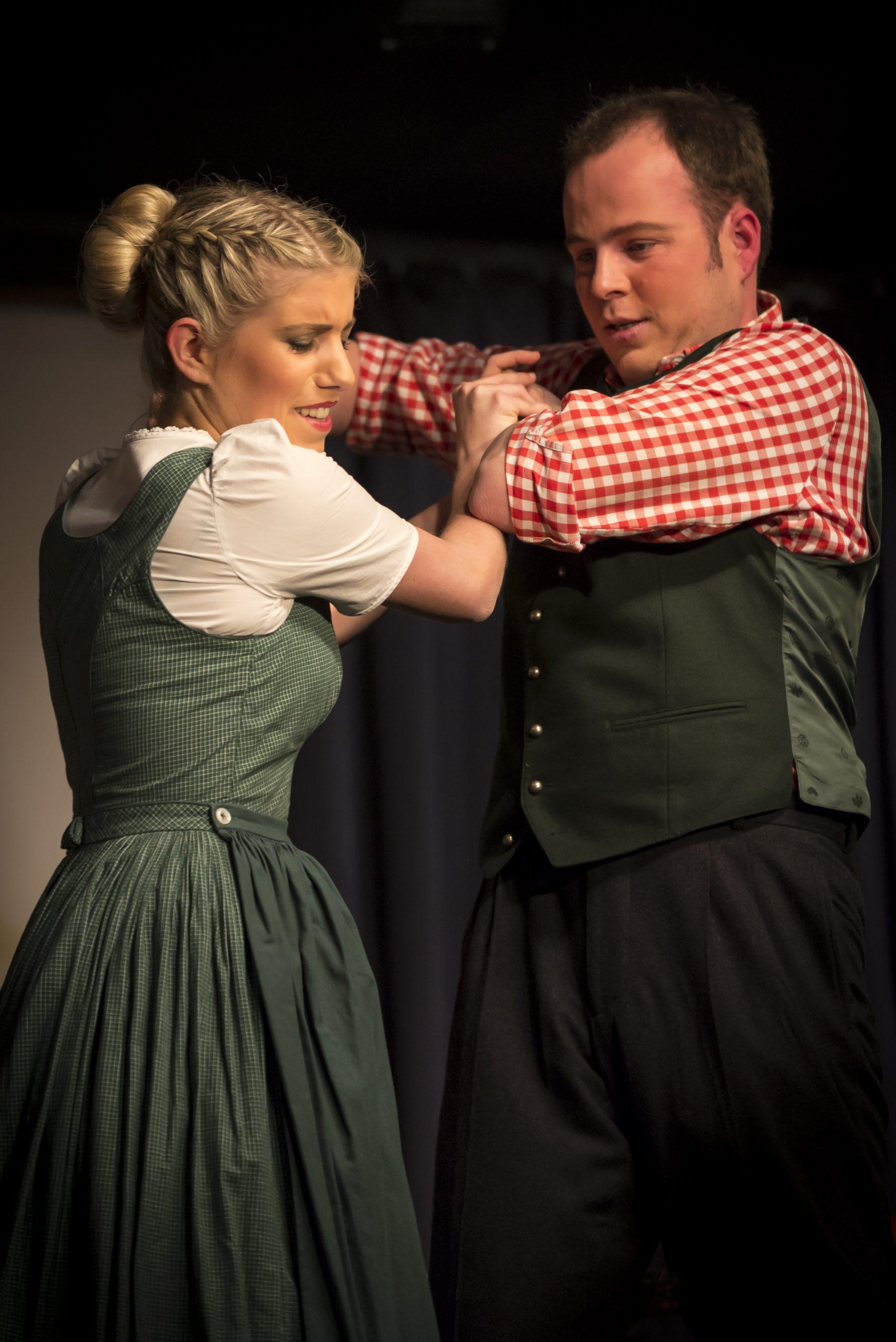 Der Prozesshansl - Hans-Jörg und Julia - St.Pantaleon