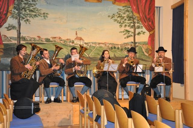 Der Schifferanderl vom Tegernsee - Generalprobe - Musik - St.Pantaleon