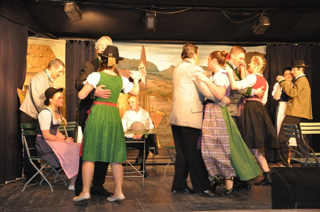 Der Schifferanderl vom Tegernsee - Generalprobe - Tanz - St.Pantaleon