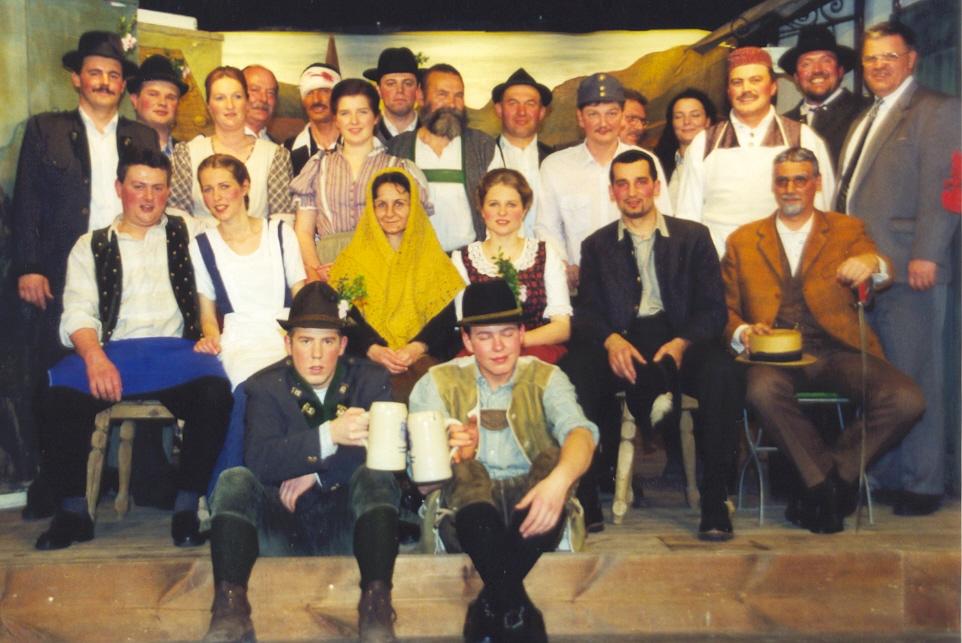 Der Tatzelwurm - Stück 2001 - St.Pantaleon