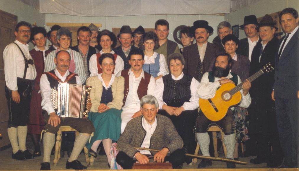 Die Erlenmüllerin - Stück 1991 - St.Pantaleon