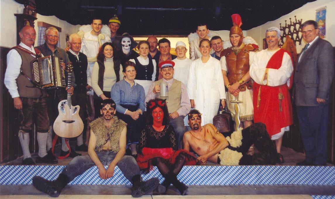 Ein Münchner im Himmel - Stück 2003 - St.Pantaleon