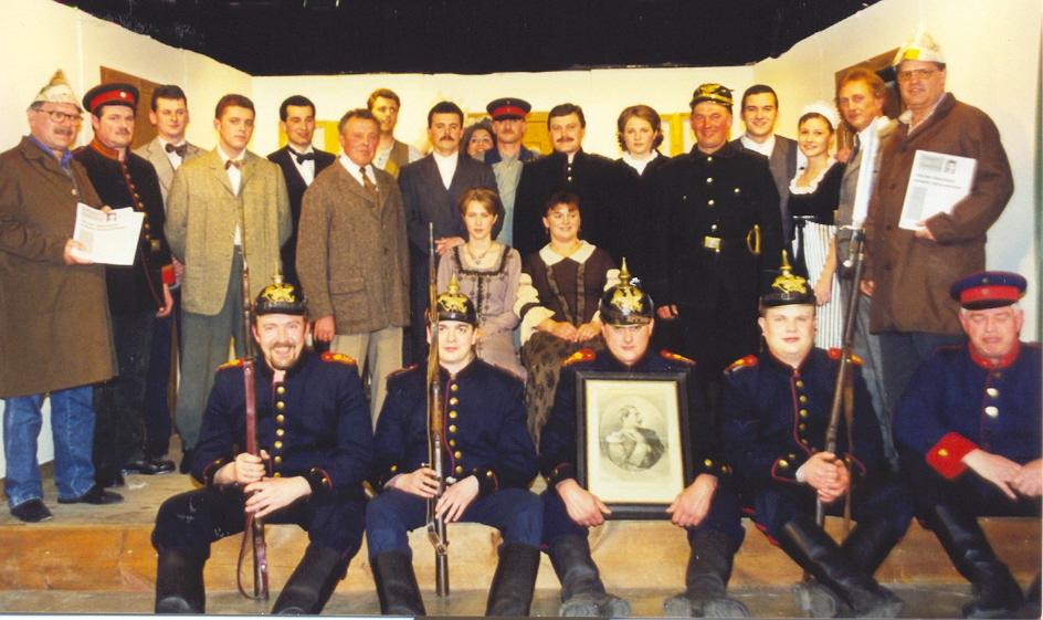 Hauptmann von Köpenick - Stück 1999 - St.Pantaleon