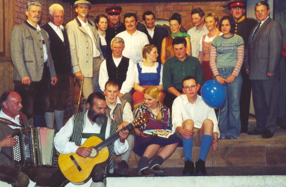 Hellseher vom Untersberg - Stück 2002 - St.Pantaleon
