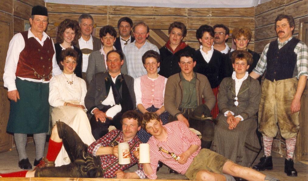s' Lenerl vom Königssee - Stück 1988 - St.Pantaleon