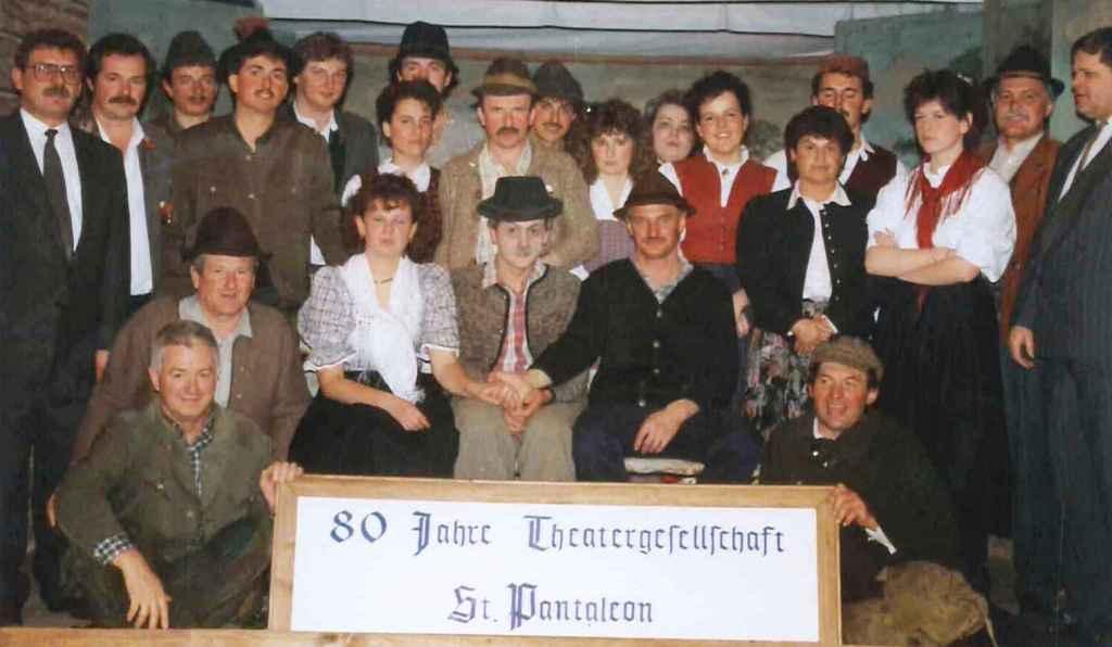 S' Nullerl - Stück 1990 - St.Pantaleon