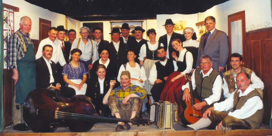 Schneider Fleckerl - Stück 2000 - St.Pantaleon