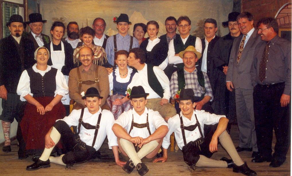 Schnitzerfranzl - Stück 1997 - St.Pantaleon