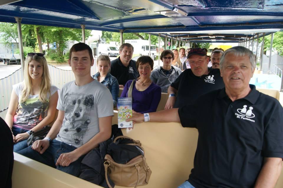 Theaterausflug 2013 - Bavarian Tour - St.Pantaleon