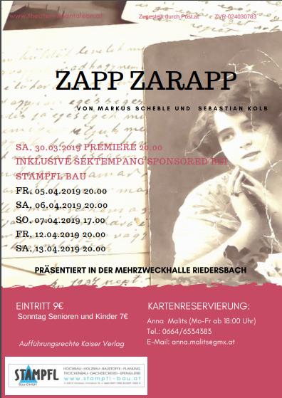 Zapp Zarapp-Stueck 2019-St.Pantaleon